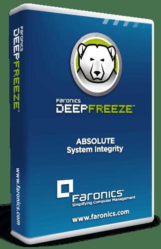 Deep Freeze Server Enterprise 8.20.270 Terbaru