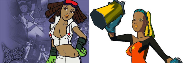Jet Set Radio Future Boogie