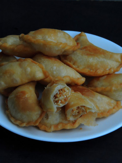 Kok Chai, Peanut Puff