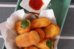 Cara Membuat Pom Pom Kentang Keju Masakan Anak Pom-Pom Potato