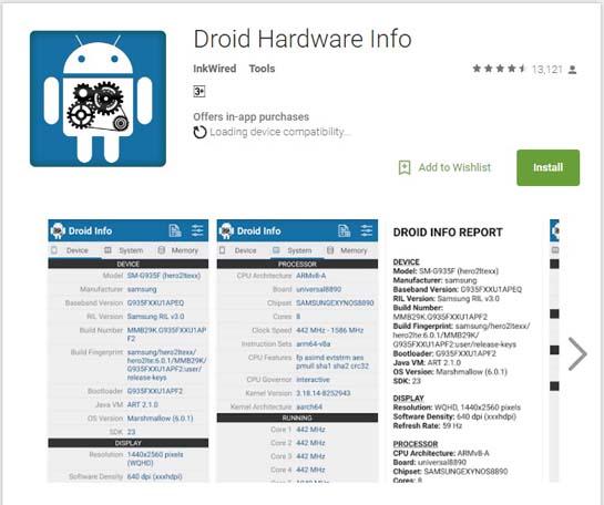 10 Aplikasi Terbaik Untuk Test Hardware Hp Android