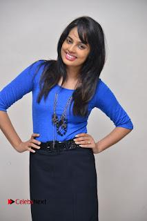 Actress Nandita Swetha Stills in Black Mini Skirt at Ekkadiki Potavu Chinnavada Movie Special Show  0020.JPG