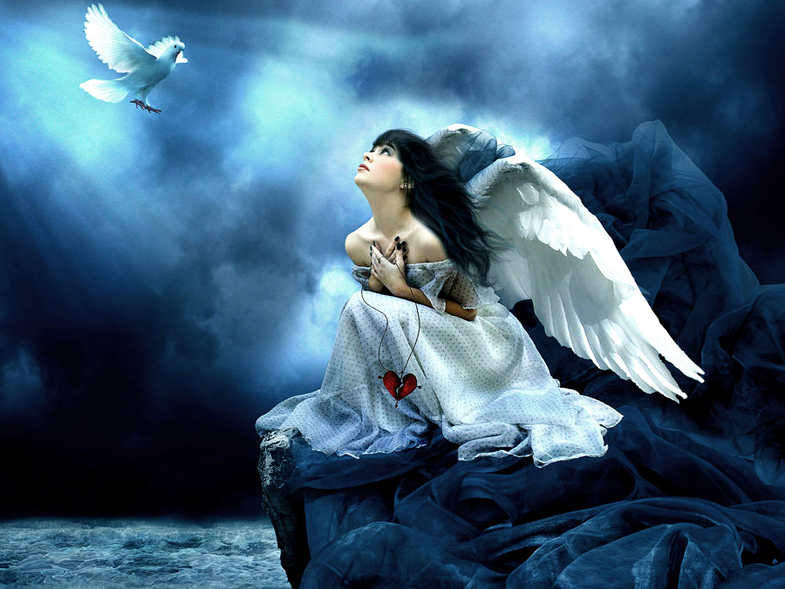 Best Wallpapers Collection: Best Angel Wallpapers