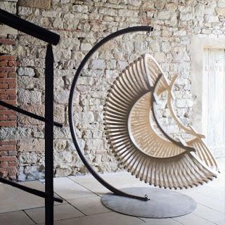 d co tableau personnaliser son int rieur une balancelle comme dans un cocon. Black Bedroom Furniture Sets. Home Design Ideas