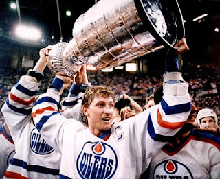 Wayne Gretzky, The Great One, Polish-Canadian, Great Hockey Player