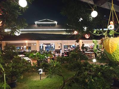 Kuliner Khas Sunda di Warung Nasi Ampera Bogor