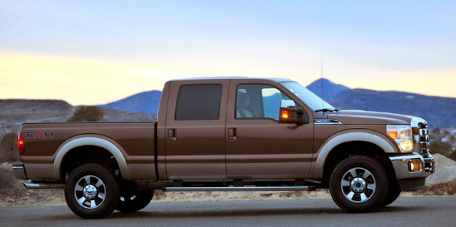 2017 Ford F-250 Super Duty Diesel 4x4 Crew Cab Review