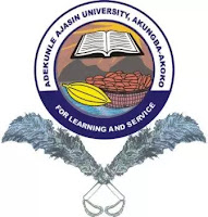AAUA 2018/2019 Post-UTME & Direct Entry Screening Form Out