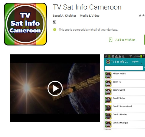 Top 5 Apps to Watch TV on your Mobile phone : Mobile TV Cameroon
