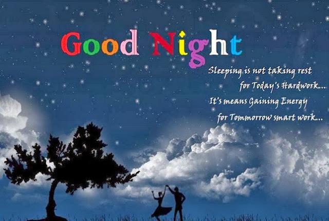 Beautiful good night