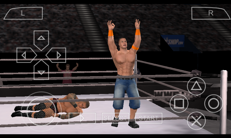 200MB] WWE 2K15 PPSSPP HIGHLY COMPRESSED FOR ANDROID - GamerKing
