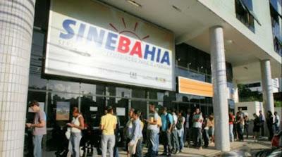 SineBahia tem 49 vagas de emprego para quinta-feira (21)