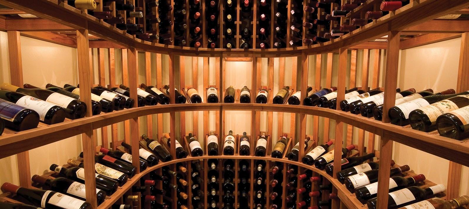葡萄酒是極易受溫、濕度影響的產品,所以有好的貯藏環境才能品嚐到好的葡萄酒。
