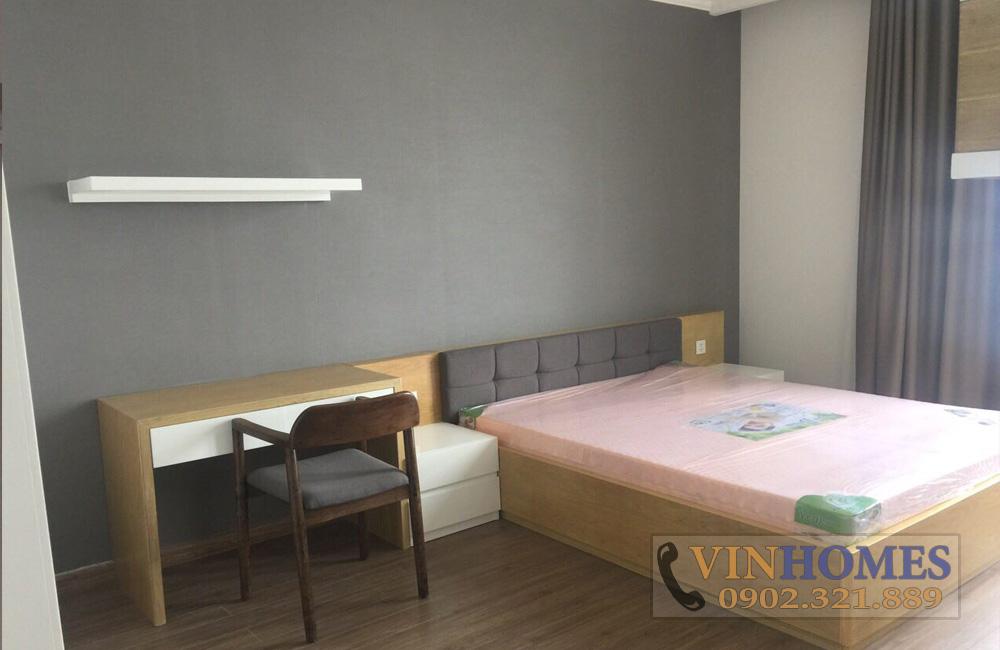 Bán căn hộ 3PN tòa nhà The Central 3 - phòng ngủ nhỏ