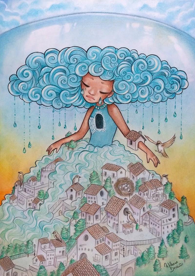 Nueva ilustración: Fiel a La Lluvia