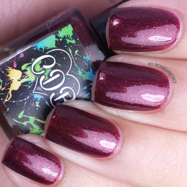 CDB Lacquer - A Monsters Nightmare