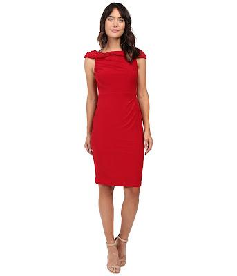 Catalogo de Vestidos Rojos Cortos