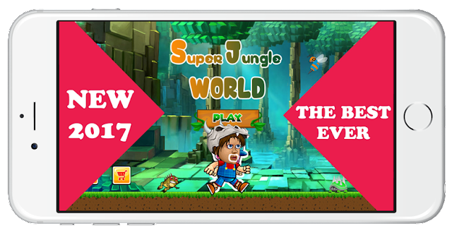 2017 The #1 Android Game : Happy Jump Jungle Boy