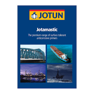Jotun Epoxy Marine Coatings Bali
