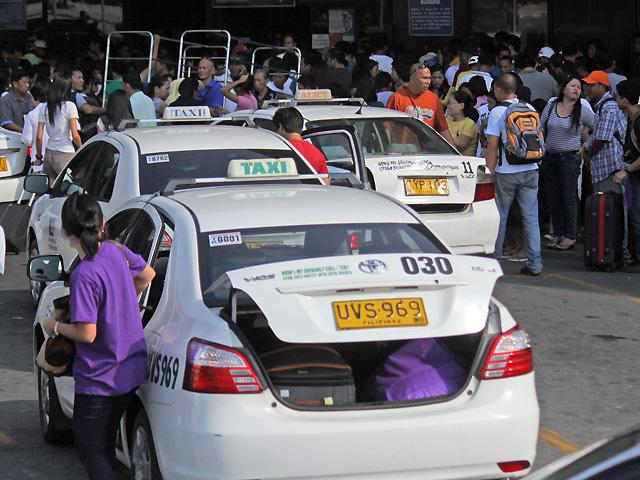 Манильское такси, советы, Филиппины, такси,  манила, как доехать, чего остерегаться, проблемы