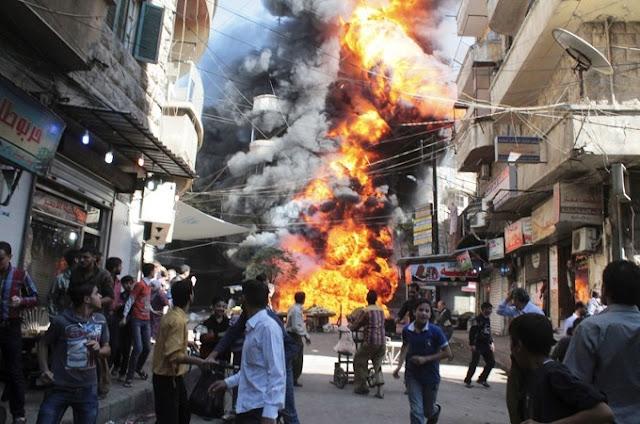 Kebohongan Media Barat ikut Memperkeruh Konflik Suriah