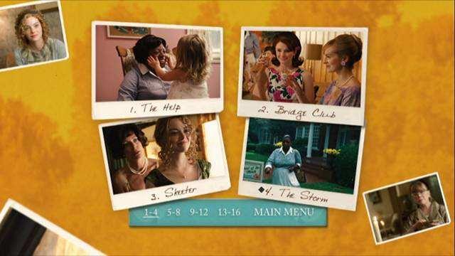 Criadas y Señoras [The Help] 2011 DVDR Menu Full Español Latino ISO NTSC Descagar