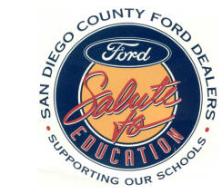 San Diego Ford Dealers >> Student Opportunities San Diego County Salute To Education Ford