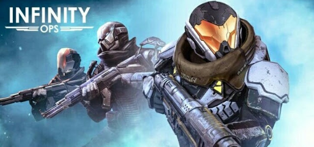 Infinity Ops Sci-Fi FPS Update Apk Data OBB - CatatanDroid