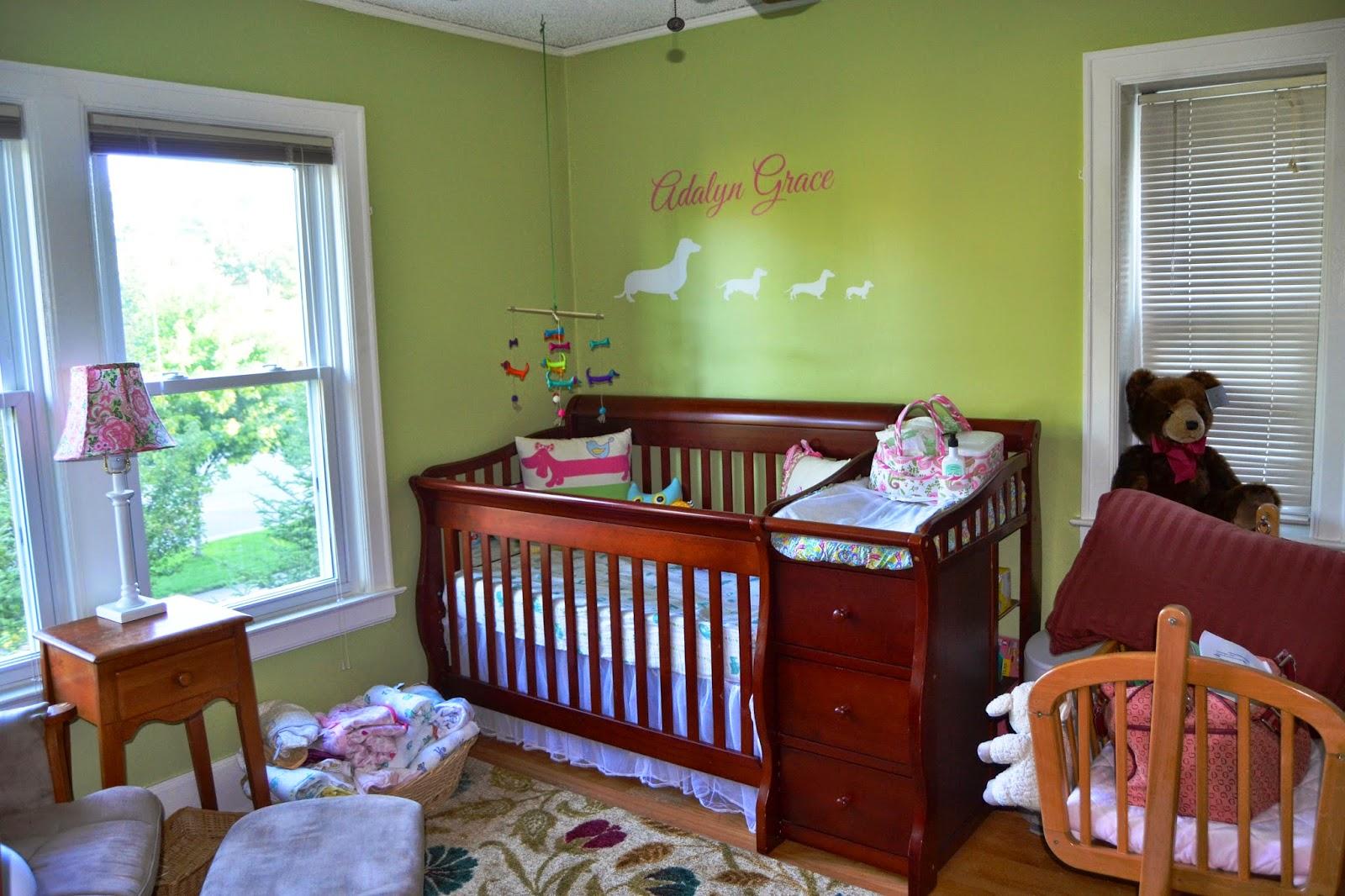 Dachshund nursery