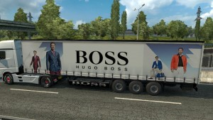 Hugo Boss trailer
