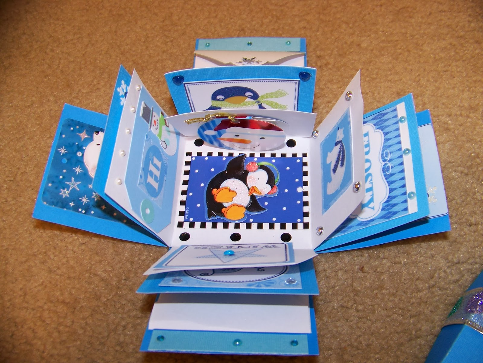 Ann Greenspans Crafts Explosion Boxes