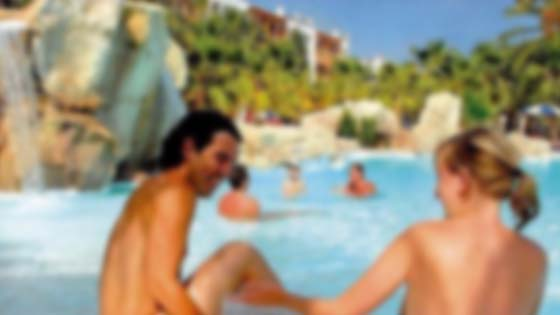 Hotel 'Syurga' Untuk Pengunjung yang Gemar Berbogel