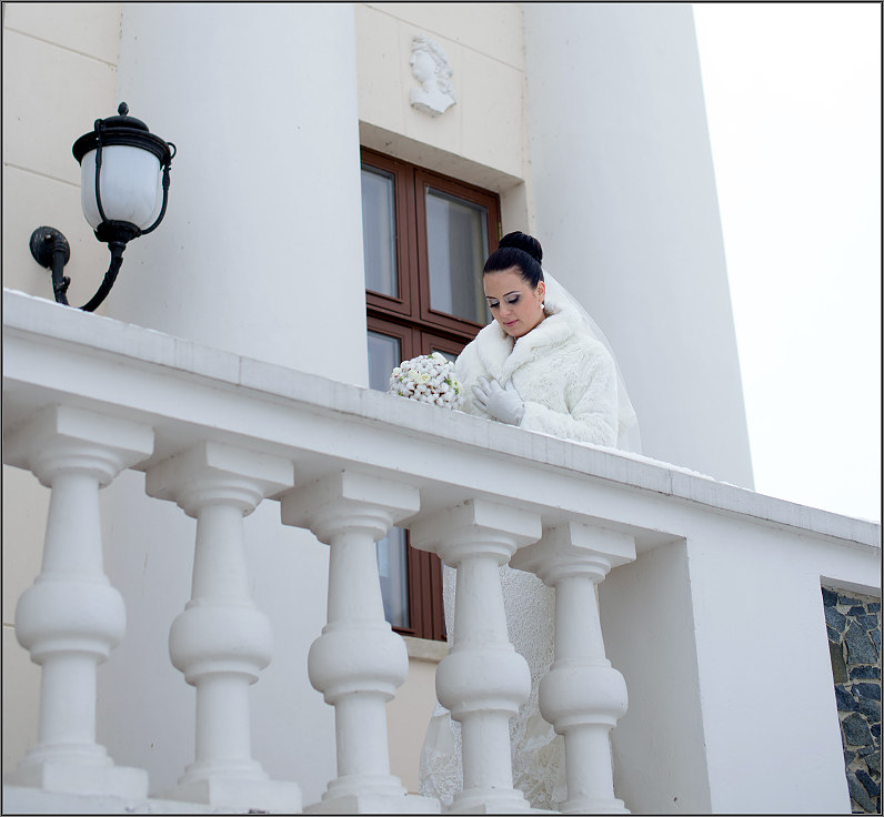 Nuostabios vestuvės žiemą