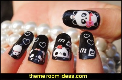 nail art animal nail decals