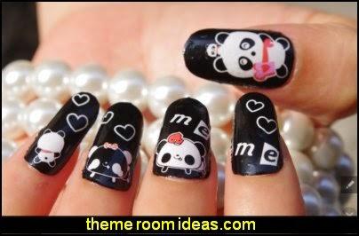 nail art animal nail decals