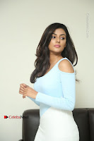 Anisha Ambrose Latest Pos Skirt at Fashion Designer Son of Ladies Tailor Movie Interview .COM 0633.JPG