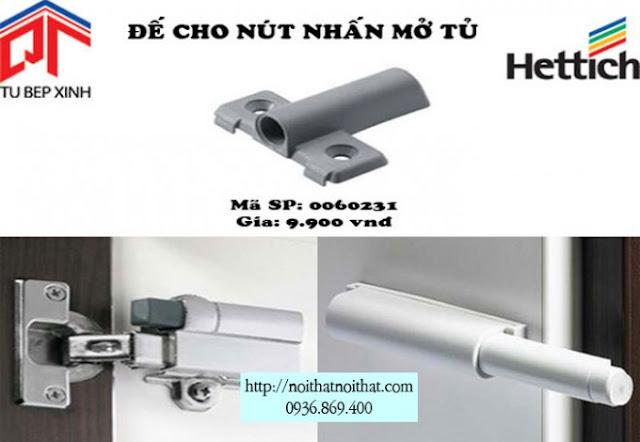 Đế cho nút nhấn mở tủ - MSP: 0060231