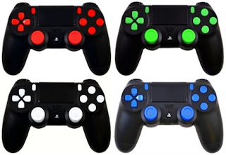 Ps4 Mod Controllers Custom Colors Playstation 4