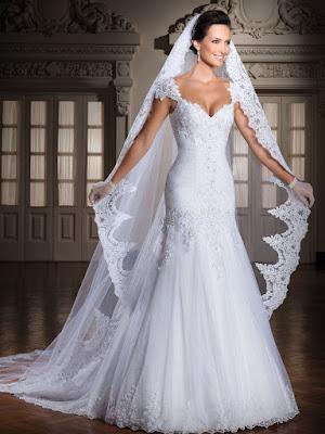 tendances robes de mariée