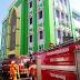 Kampus IAIN Syekh Nurjati Cirebon Terbakar