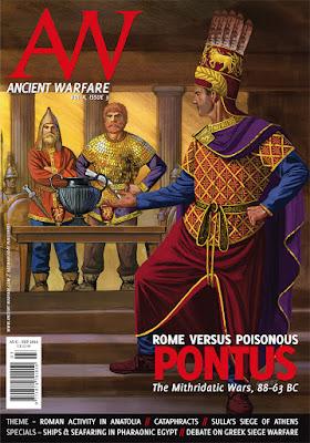 Ancient Warfare X.3, Aug-Sep 2016