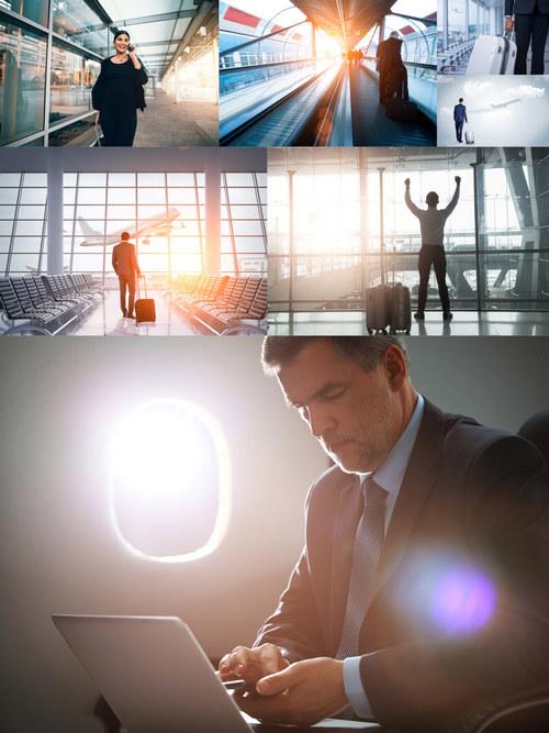 تحميل 7 صور لسفر رجال الأعمال جودة عالية