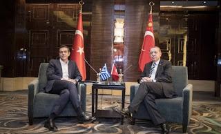 Κίνδυνοι από την ακατανόητη επίσκεψη Ερντογάν