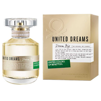 Parfum Wanita Benetton United Dreams Dream Big