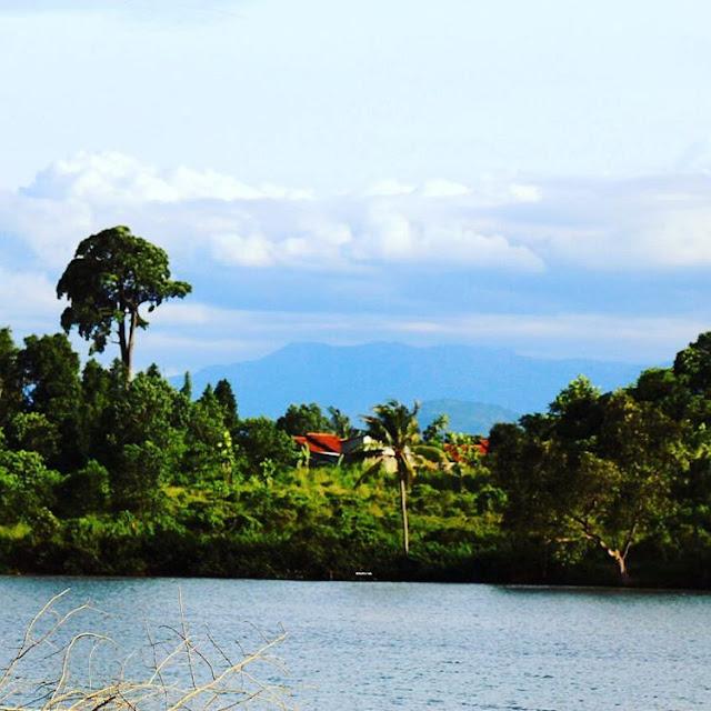 Danau Situ Cikaret - Tempat Wisata Danau di Bogor