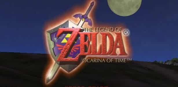 descarga el rom de Legend of Zelda The Ocarina of Time 64 en Español Nintendo 64 haciendo clic aqui