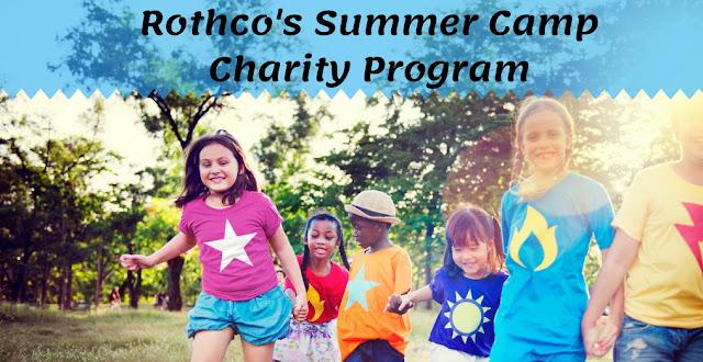 Rothco s 2019 Summer Camp Charity Program