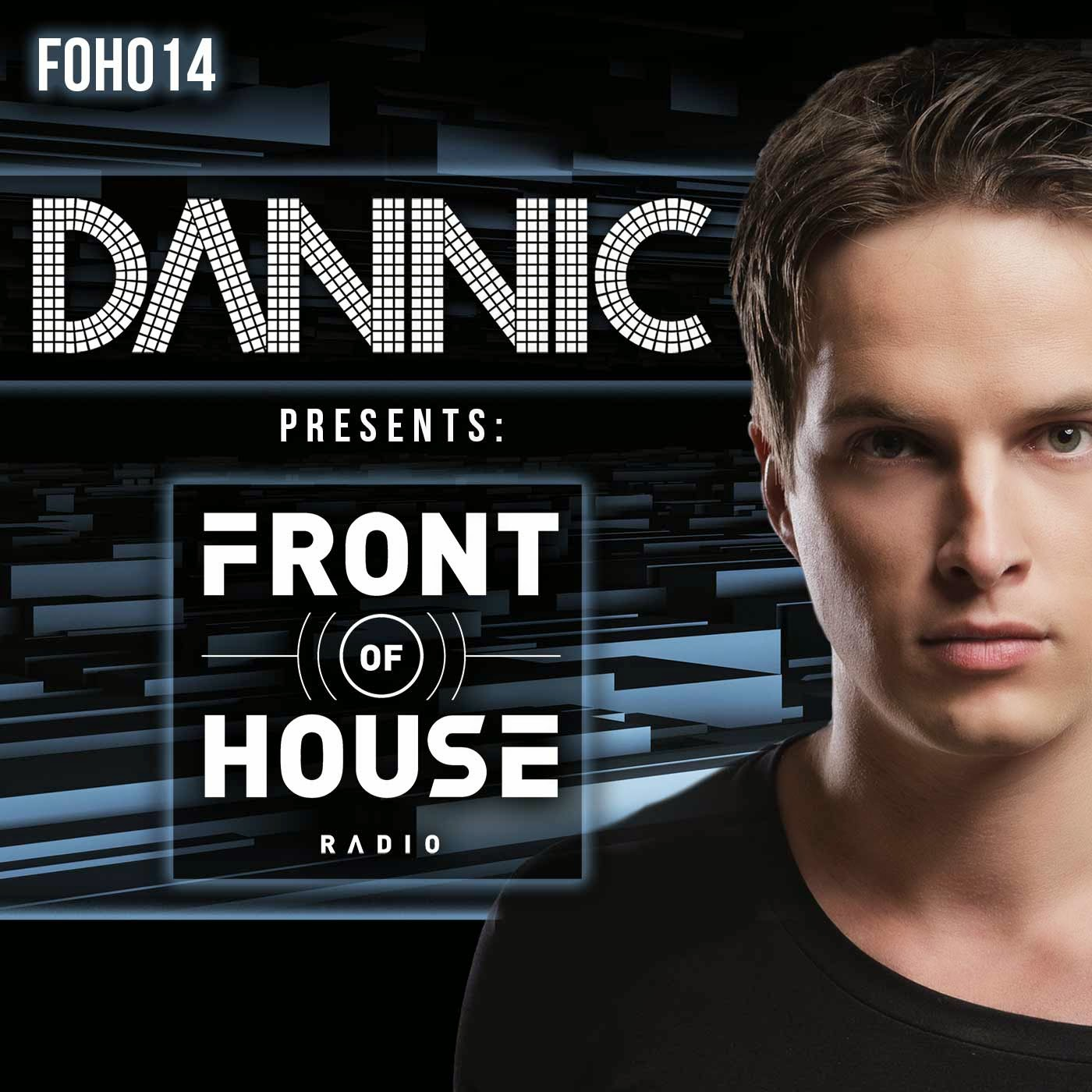 DANNIC - Front Of House Radio 014 (Live @EDC New York 2014)