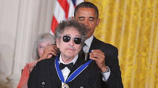 Legendary Singer Bob Dylan wins 2016 Nobel prize for Literature