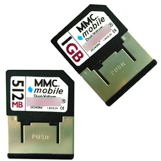 Recover Files from MMC Card